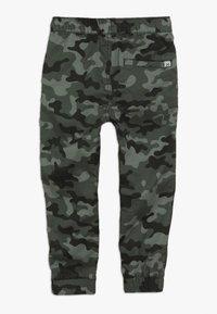 Cotton On - LOGAN CUFFED - Trousers - khaki - 1