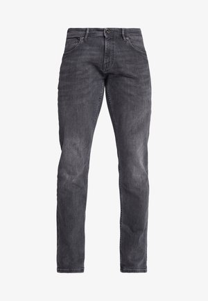 Džíny Straight Fit - black medium wash