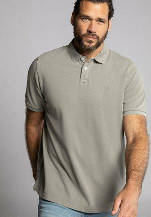 Poloshirt - mittelgrau