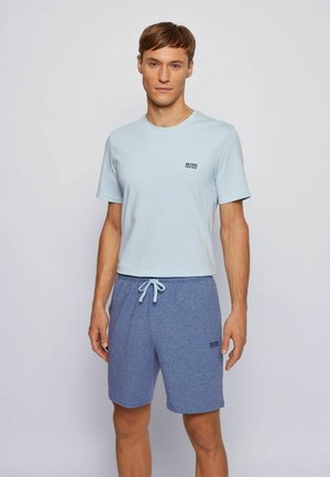 Shorts - open blue