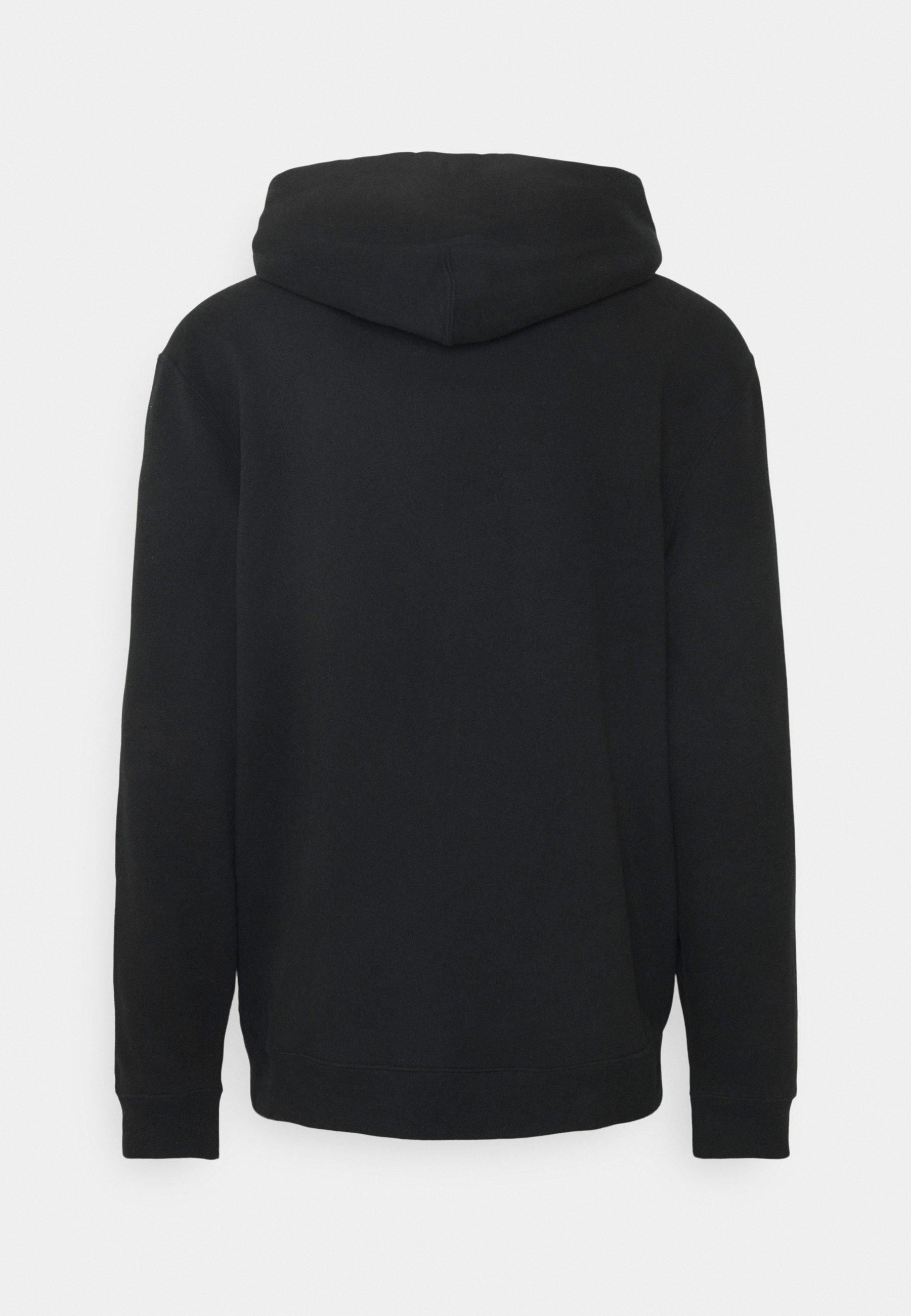 Abercrombie & Fitch Holiday Tech Logo - Sweatshirt Black/svart