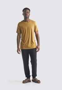 Icebreaker - T-shirt basic - coyote - 2