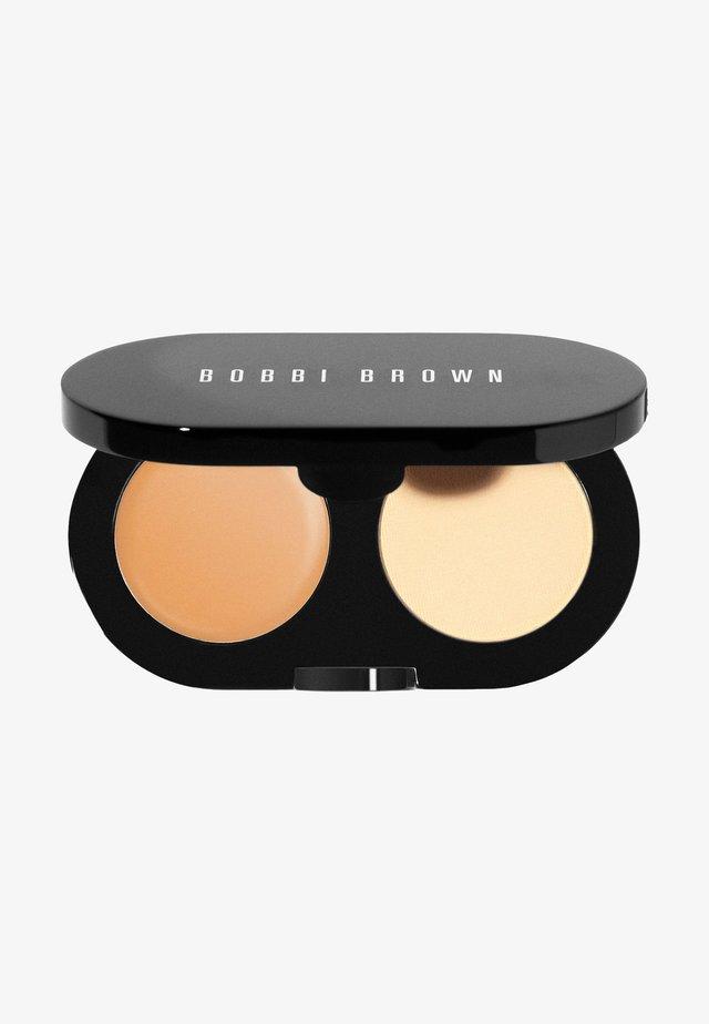 CREAMY CONCEALER KIT - Set de maquillage - natural