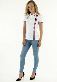 Lacoste - Polo shirt - blanc - 1
