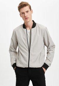 DeFacto - Light jacket - grey - 0