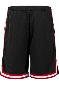 Urban Classics - STRIPES - Pantaloni sportivi - black - 2