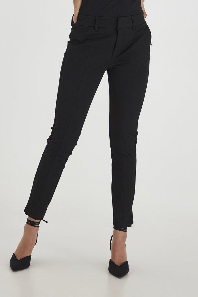 PZCLARA - Pantaloni - black