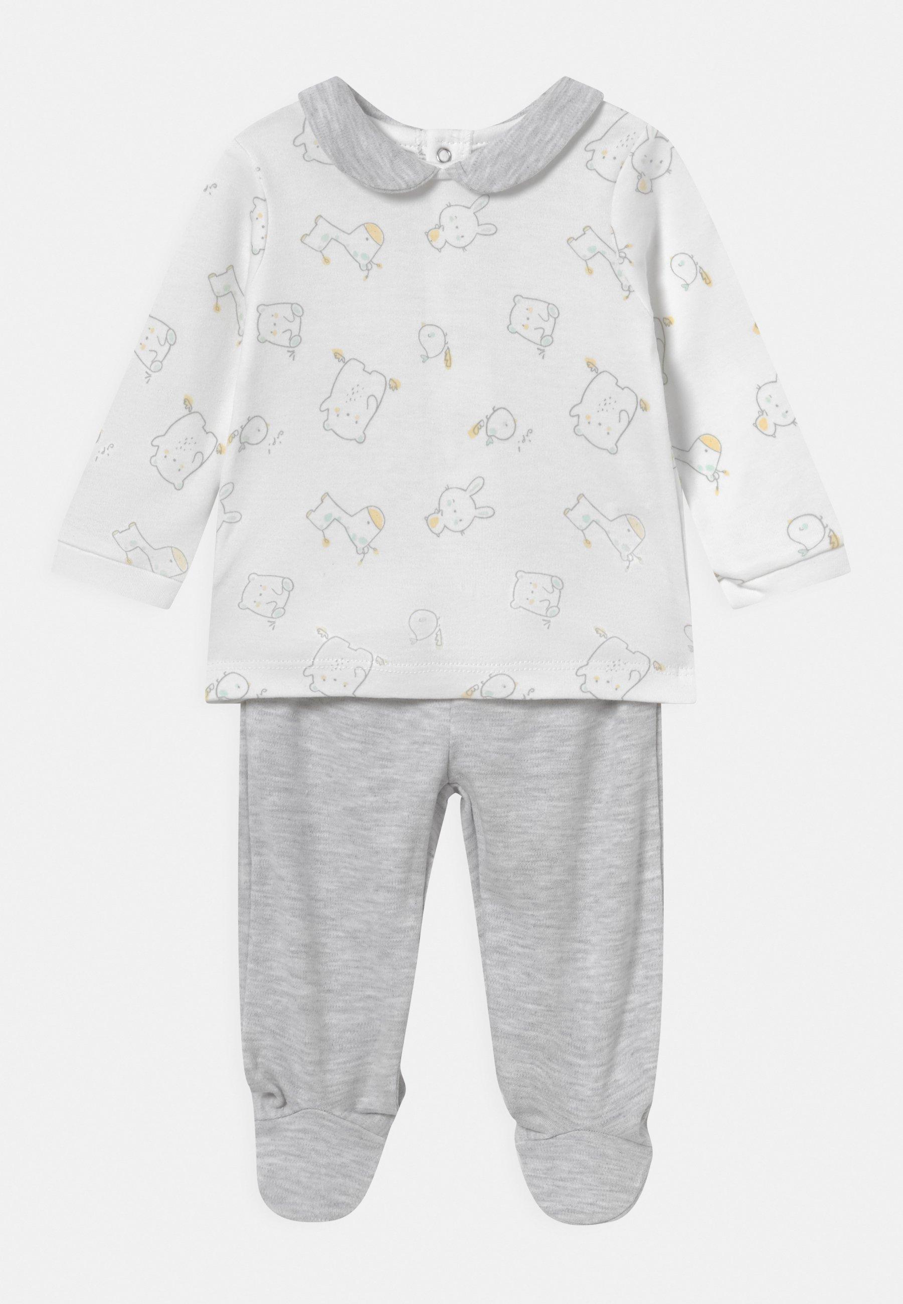Kids NEWBORN SET UNISEX - Trousers