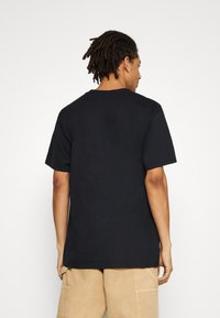 HUF - BRIDE  - Print T-shirt - black - 2