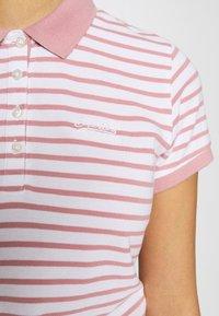 Superdry - STRIPE - Poloskjorter - pink - 4