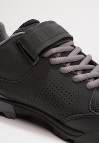Vaude - DOWNIEVILLE - Hiking shoes - black - 5