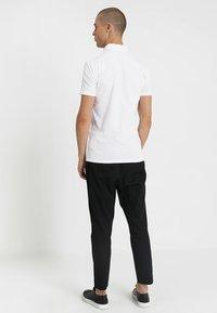 Antony Morato - SPORT PLAQUETTE - Poloshirt - bianco - 2