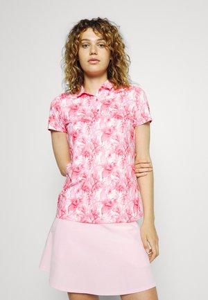 CLOUDSPUN TROPICAL - Polo shirt - teaberry
