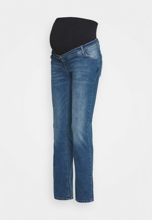 GRACE - Jeansy Straight Leg - used wash