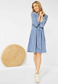 Cecil - Shirt dress - blau - 0