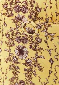 sandro - SFPRO - Day dress - jaune - 2