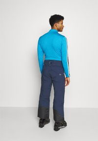 State of Elevenate - MEN'S BACKSIDE PANTS - Pantaloni da neve - dark blue - 2