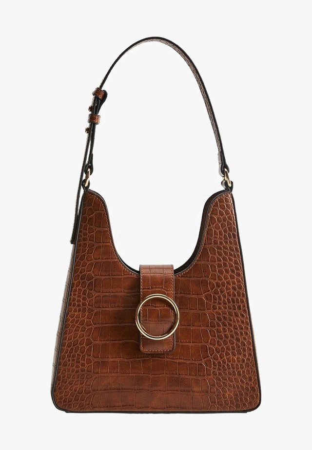 FENIX - Handbag - marron moyen