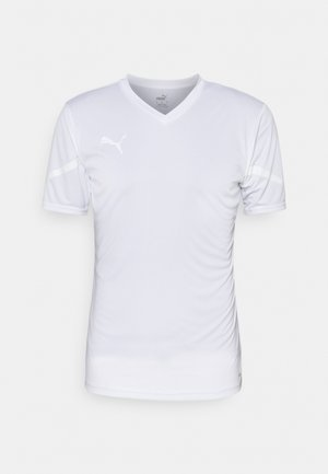 TEAMFLASH - Print T-shirt - white