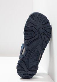 Superfit - HIKE - Sandals - blau - 4