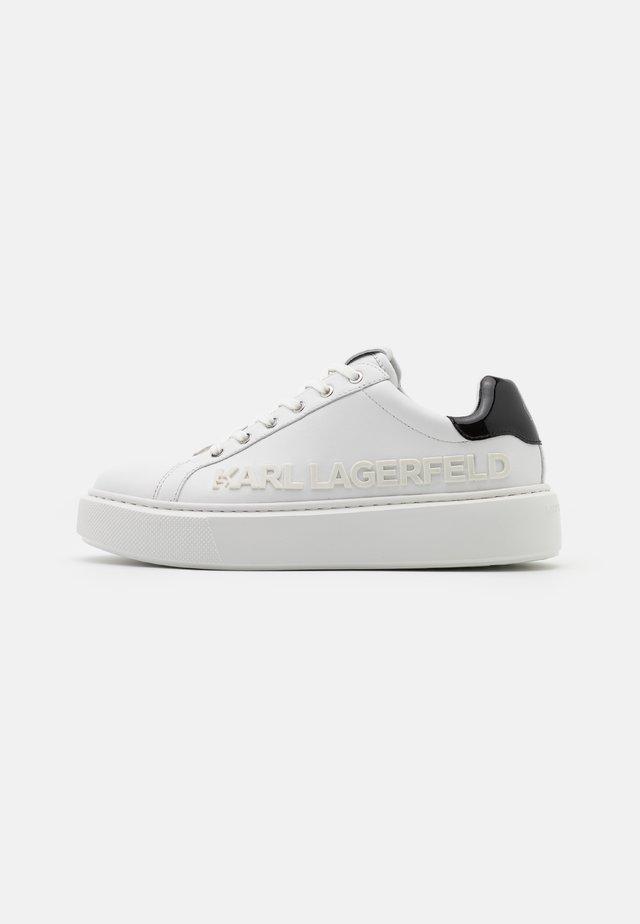 MAXI INJEKT LOGO  - Sneaker low - white