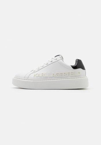 MAXI KUP INJEKT LOGO - Sneakers basse - white