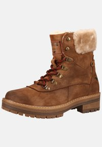 Mustang - Veterboots - medium brown - 2