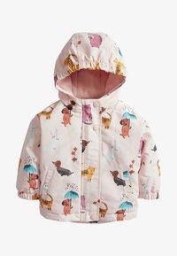 Next - Light jacket - pink - 0