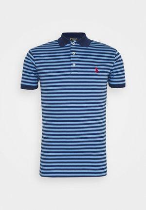 INTERLOCK - Poloshirt - cabana blue/fresh