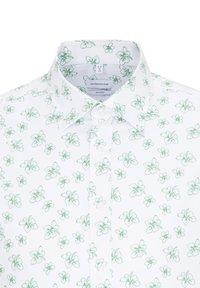 Seidensticker - SHAPED FIT - Shirt - grün - 3