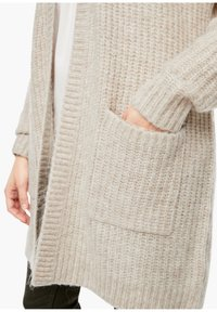 s.Oliver - Cardigan - light sand melange - 4