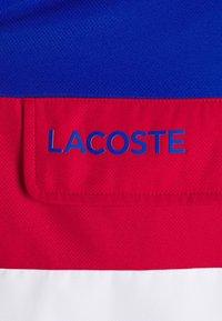 Lacoste Sport - TRACKSUIT - Tracksuit - lazuli/white/ruby - 8