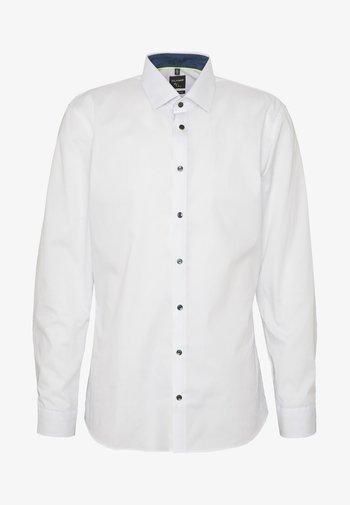 OLYMP NO.6 SUPER SLIM FIT  - Formal shirt - white