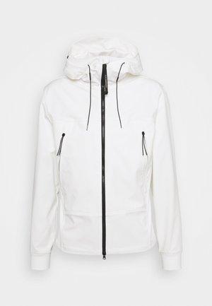 OUTERWEAR  SHORT JACKET - Lehká bunda - gauze white