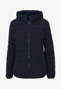 CMP - WOMAN JACKET FIX HOOD - Outdoor jakke - dark blue - 4