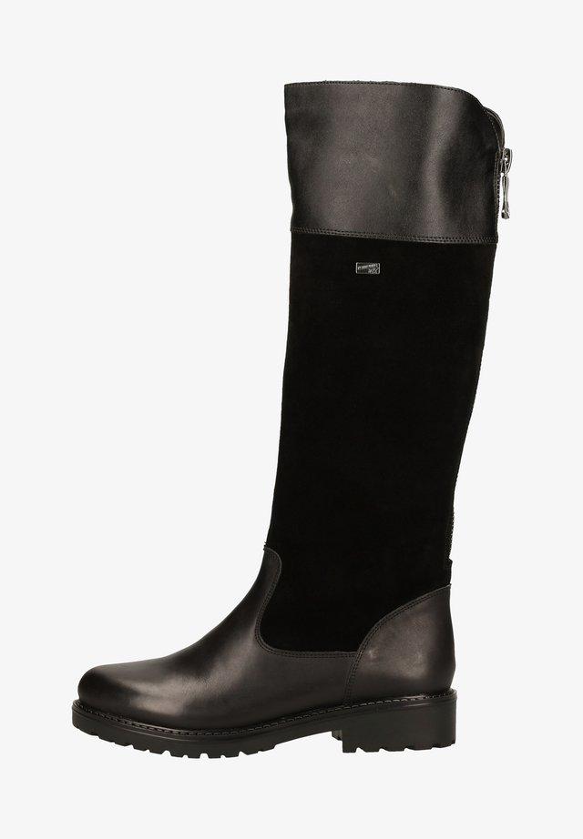 Boots - schwarz/schwarz/schwarz / 03