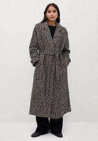Mango - FOX - Classic coat - schwarz - 0