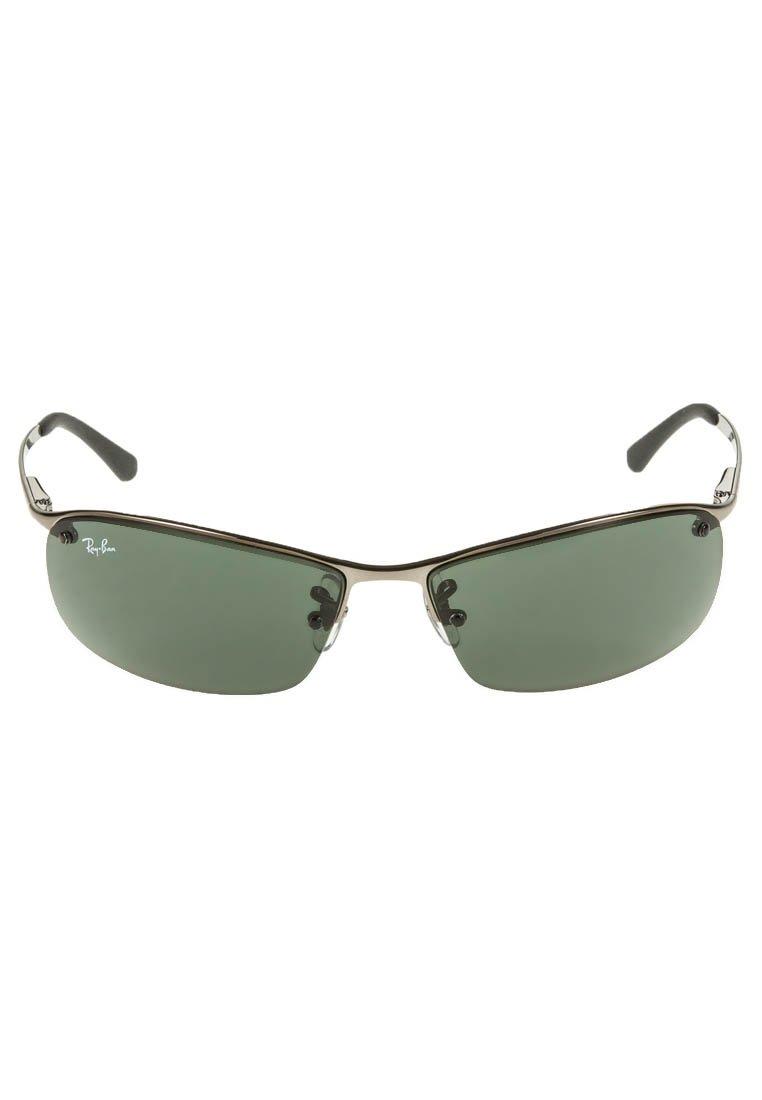 Ray-Ban TOP BAR - Sonnenbrille - silberfarben/anthrazit - Herrenaccessoires zlYgv