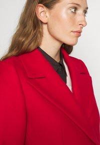 IVY & OAK - CAECILIA - Classic coat - garnet red - 5