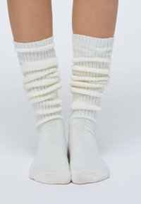 OYSHO - Socks - grey - 2