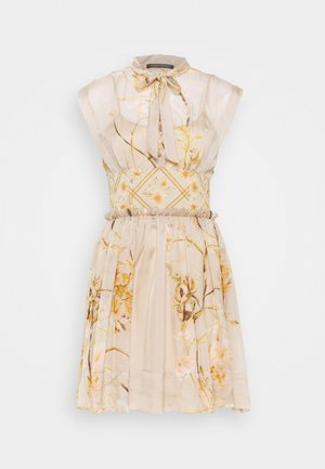 DRESS - Cocktail dress / Party dress - beige
