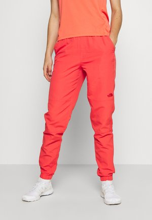 WOMENS CLASS JOGGER - Outdoorbroeken - cayenne red