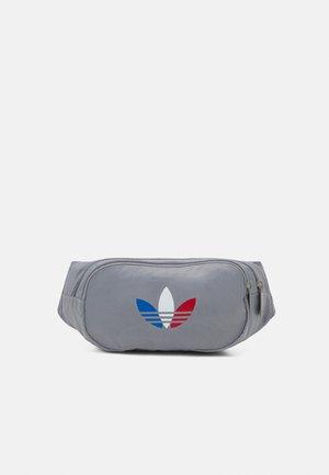 TRICOLOR WAISTBAG UNISEX - Bum bag - solid grey