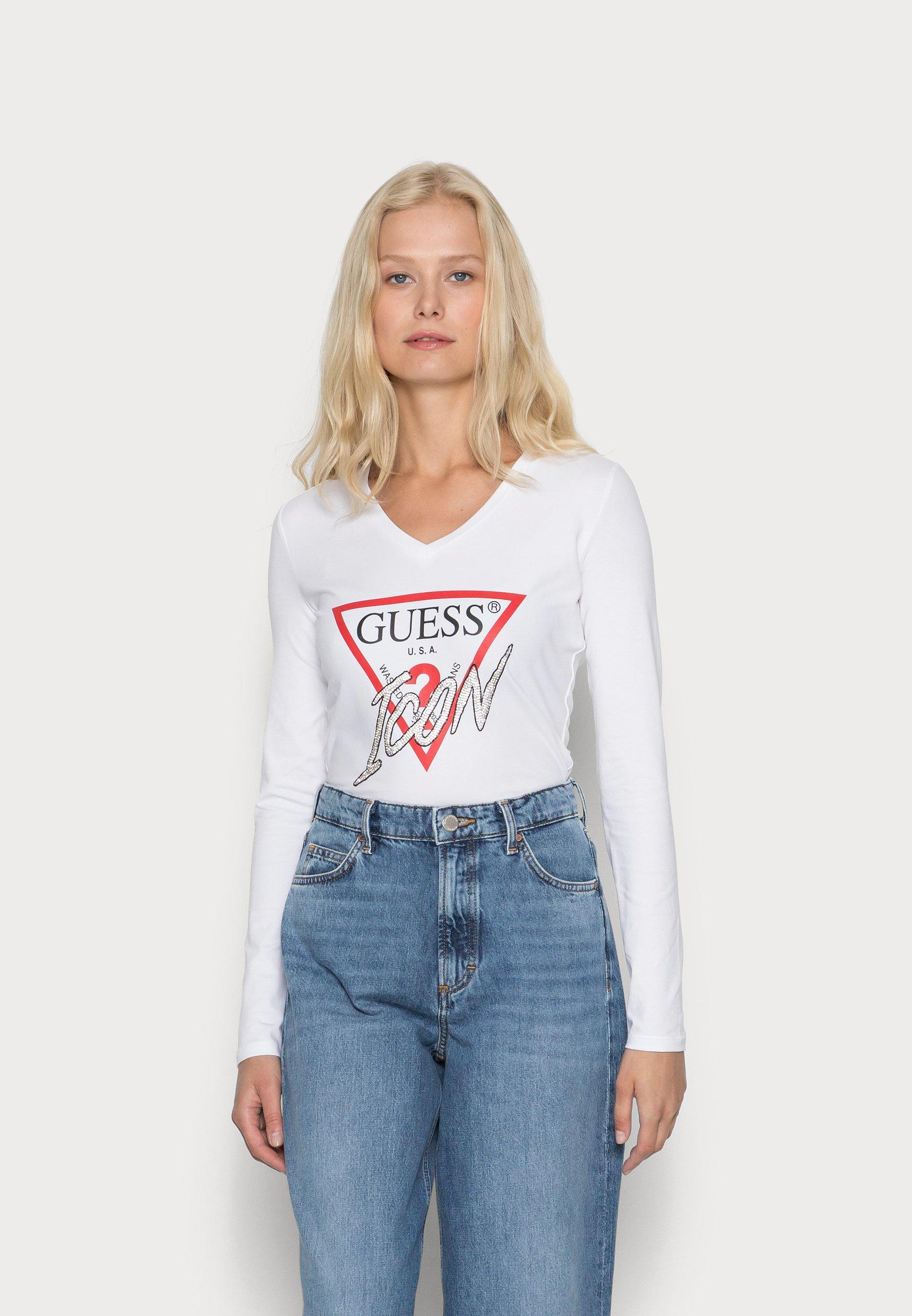 Femme ICON - T-shirt à manches longues