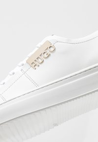 HUGO - VICTORIA CUT - Trainers - white