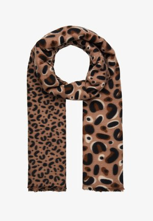 STOLA MACULA DEGRADE - Scarf - tan