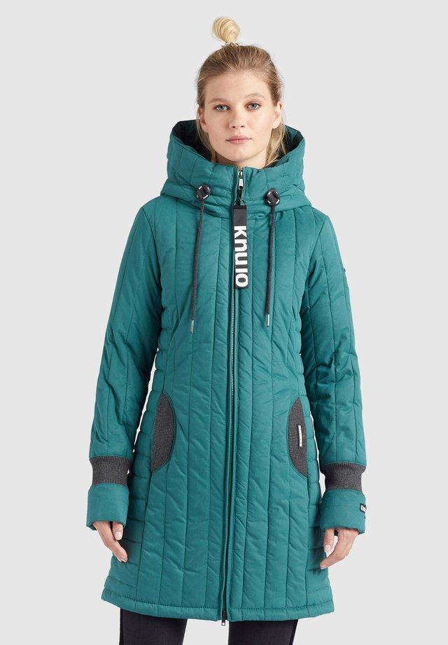 JERRY PRIME - Winter coat - türkisgrün