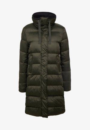 WEATHERAM - Winter coat - sage/black
