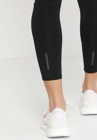 adidas Performance - RUN  - Leggings - black/white - 4