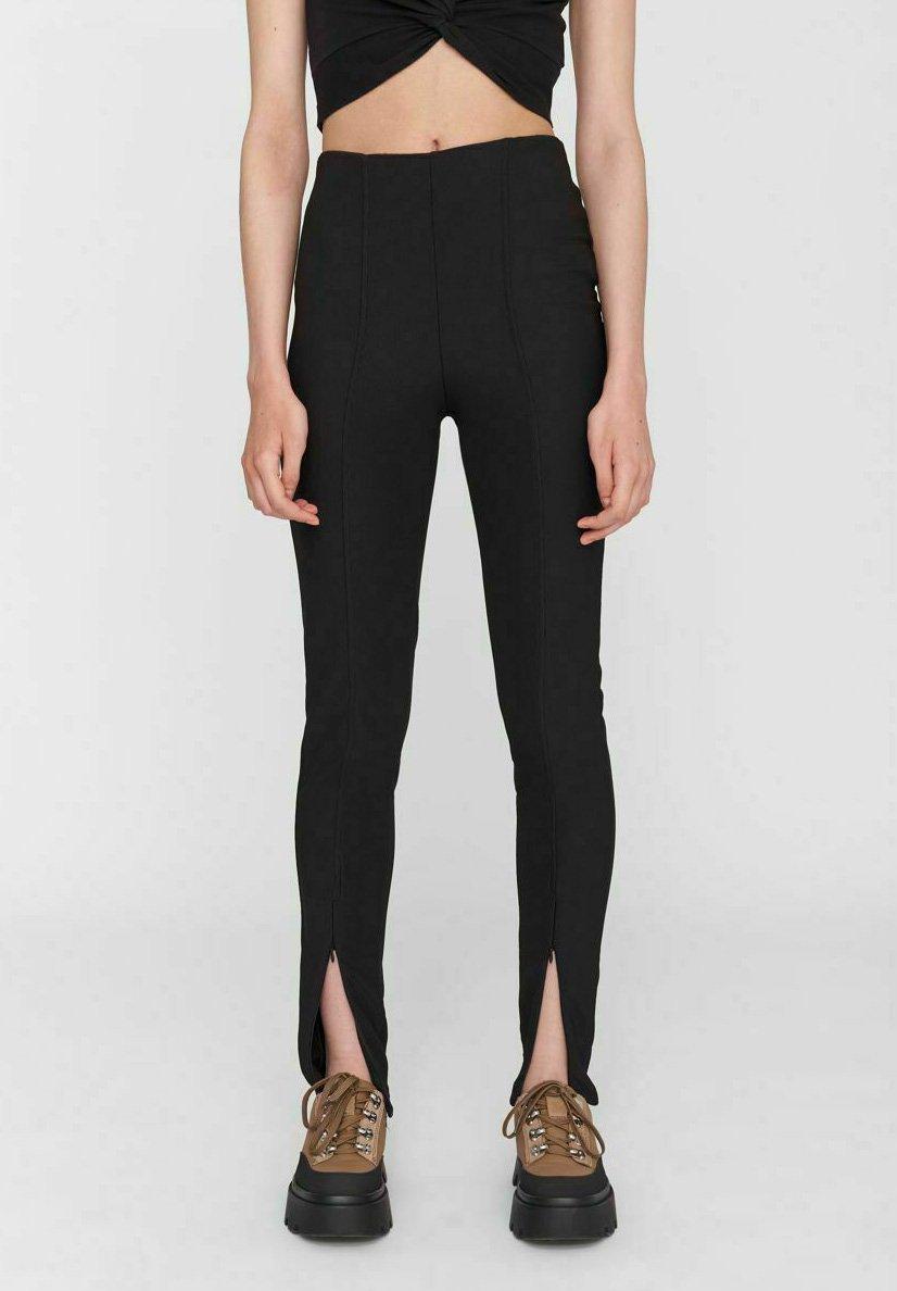 Damen NMSALLIE - Leggings - Hosen
